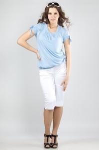 Самый распространенный цвет, который используется в сочетании с голубым — это белый | Цветовая гамма для повседневности - голубой и белый