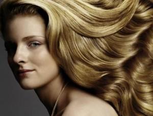 Красивые и блестящие волосы