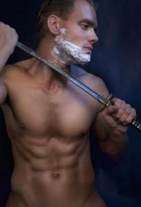 Не нужно бриться сразу после пробуждения