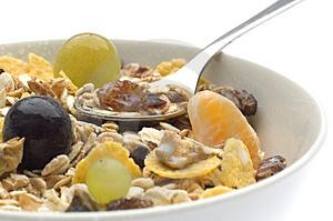 Мюсли с фруктами | Мюсли с фруктами самый лучший завтрак