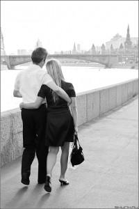 Для романтика прогулка будет отличным подарком
